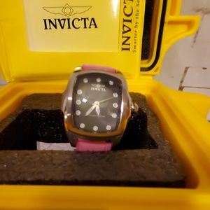 "Invicta watch ""Lupah"" new battery!"